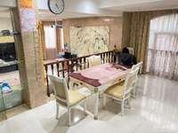 本店出售,金色地中海西边套排屋296.77平680万,地下室113.57平、豪装