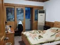 1641月河小区多层四楼两室一厅标套良装,独立车库