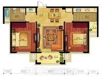 出售金色地中海2室2厅1卫90.4平米160万住宅
