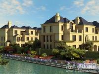 太湖度假区,九月洋房法式别墅323方,五房三厅五卫,双车位,550万,满两年