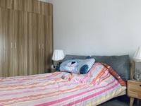 吉山南区,精装,两室一厅,可拎包入住,包无线网