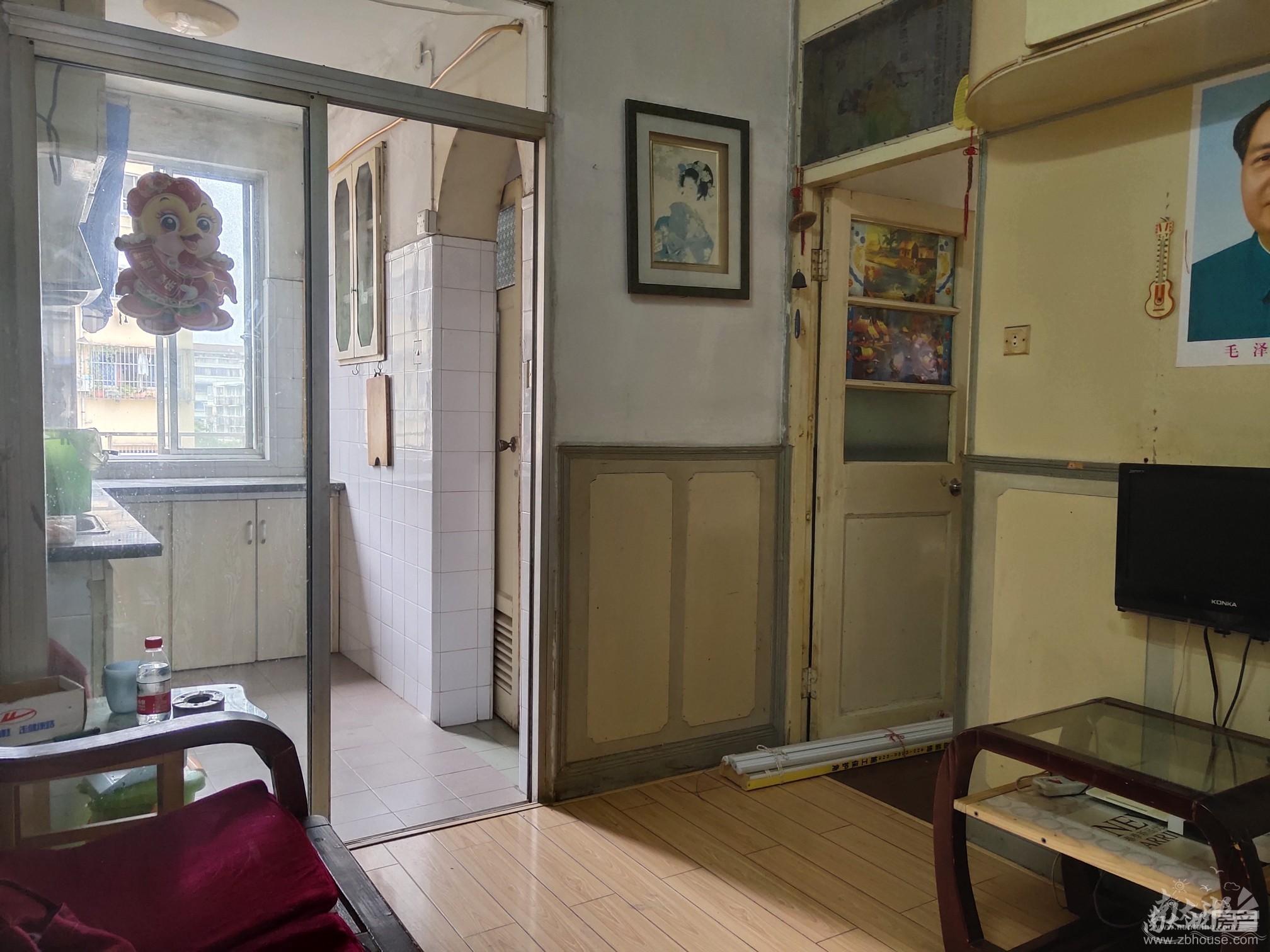 凤凰二村2室4楼干净卫生家电齐全