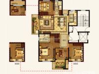 永晖壹号 多层洋房 4室2厅2卫 西边套 含车位总价218万