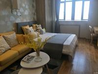 水岸公馆 Loft公寓, 中装,附小老五中学区,价实惠可协商,随时可以看房!