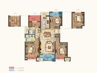 出售港达 太湖天地3室2厅2卫110平米135万住宅