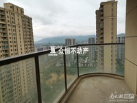 0163出售御湖天誉全新毛坯房,带超大阳台,风景独好