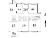 0129出售佳源都市全新毛坯3室2厅2卫,