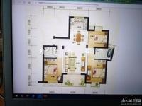 出售天盛花园,3室2厅2卫,精装修,总价含车位,也可分开满两年
