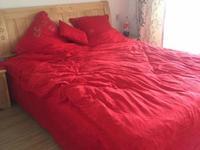 奥园一号 一室一厅 60平 精装 空,热,彩,冰,洗,床,家具 2000元
