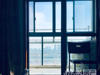 百合公寓 单身公寓 38平 精装 部分家电家具 47万