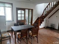 三室二厅二卫,一般装修,车库18平米,汽车库另售