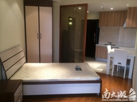 春江名城:精装单身公寓出租品牌家电