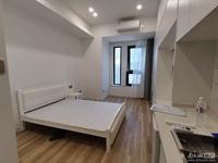 信业ICC:出租单身公寓一室一厅一卫,拎包即住