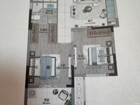 稀缺房源阳光城简装 二室二厅户型好有钥匙