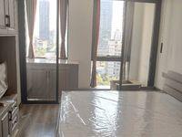 大都汇 单身公寓 40平 精装 空,热,彩,冰,洗,床,家具 2500元