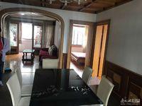 马军巷 三室二厅 95平 精装 空,热,彩,冰,洗,床,家具 2800元