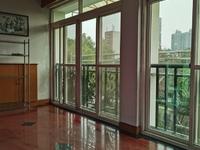 港湖花园西区2楼3室2厅2卫客厅双阳台三开间朝南前面是花园视野好