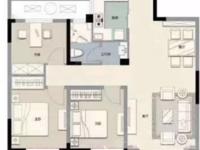 出售:太湖健康城20楼 三室两厅 毛坯 103.74平 115万