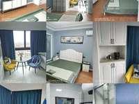 出售 太湖丽景5楼 37.12平 居家精装 投资民宿或自住房 45.8万