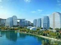 湖州高端写字楼,精装繁华地段,南太湖科技城,湖景新房