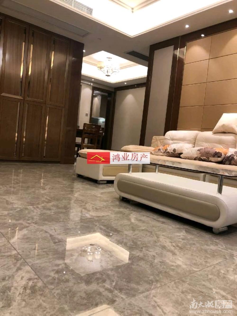恒大悦珑湾 精装 三室二厅 拎包入住