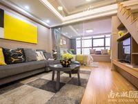 富力城 城东复式公寓 精装修现房 买一层送一层 配套全 近区政府 位置绝对好