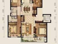 670保利 堂禧4室2厅2卫洋房南北通透视野开阔