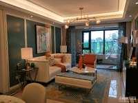 汎港润园 高铁新城 婚房装修,电梯高层,赠送车位,来电价格可小刀