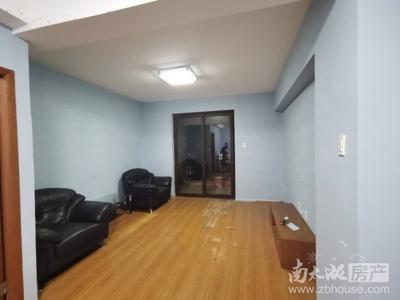 山水华府 二室二厅 88平 精装 空,热,彩,冰,洗,床,家具 2000元