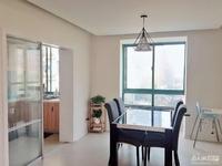 2781星海名城 多层4楼125平 3室2厅2卫居家精装 家电家具齐全