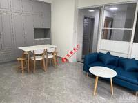 永晖一号,全新精装,两室一厅明厨卫,家具家电齐全拎包入住