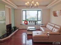 星海名城小区多层4楼125平三室2厅2卫居家精装185万满2年独立车库16平