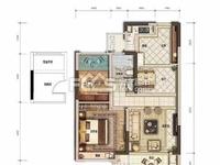 出售融创 太湖印2室2厅1卫76平米96万住宅