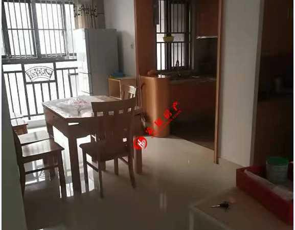 25563山水华府两室带家具家电