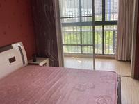 C708米兰花园5楼带阁楼 65平 2室1厅 中等装修家电齐全1800元/月