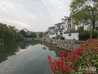 00337出售山水人家中式别墅,房源前面有水系面积344,报价650万