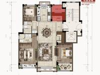 出售万联 凤凰城3室2厅2卫125平米190万住宅