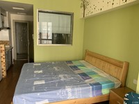 拇指大厦 单身公寓 37平 精装 部分家电家具 45万