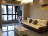 佳源都市30楼92平精装修三室2厅家具家电齐全带产权车位136万看房方便