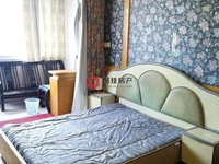 青塘小区6楼63.4平两室半一厅良装满2年标准户型76平老爱山小学独立车库