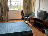河畔居 一室一厅 50平 精装 空,热,彩,冰,洗,床,家具 1300元