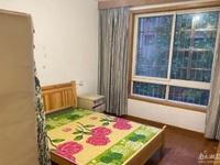 日月城 二室一厅 85平 精装 空,热,彩,冰,洗,床,家具 2700元