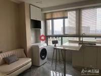 景鸿铭城70年产权单身公寓40平朝南满2年双学区73.8万精装修拎包入住