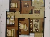 临校房,奥体爱山南侧,名仕府高层中间楼层,赠送一个房间,两年内,无车位