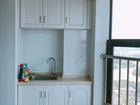 出租金色水岸1室1厅1卫51平米2000元/月住宅