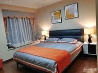 富力城8楼138平,豪华装修四室两厅三卫,年底满两年,东西齐全拎包即住,180万