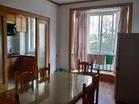 阳光城 三室二厅 120平 精装 空,热,彩,冰,洗,床,家具 2800元
