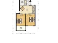 墙壕里小区多层2楼 65平居家装修 明厨明卫 满五无个税