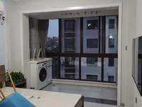 在水一方40方,朝南大阳台,全新精装修,家电齐全拎包入住
