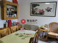 青塘小区西区2楼75平两室两厅居家装修满五年无个税118万独立车库看房方便爱山